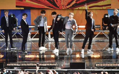 BTS face backlash after announcing plans to perform in Saudi Arabia.