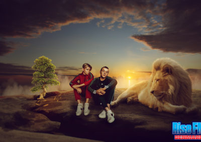 Marcus & Martinus - Lion