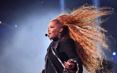 Watch Janet Jackson surprise superfan in Vegas after his video goes viral