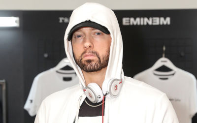Eminem's YouTube channel shares mysterious soft jazz instrumental, leaving fans baffled